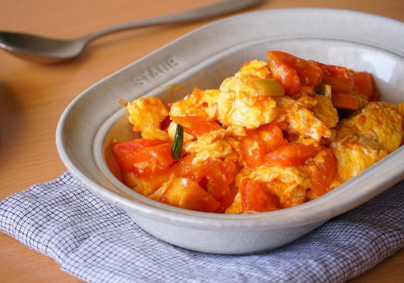 番茄炒蛋也有「黃金比例」!先炒蛋的好處是什麼?