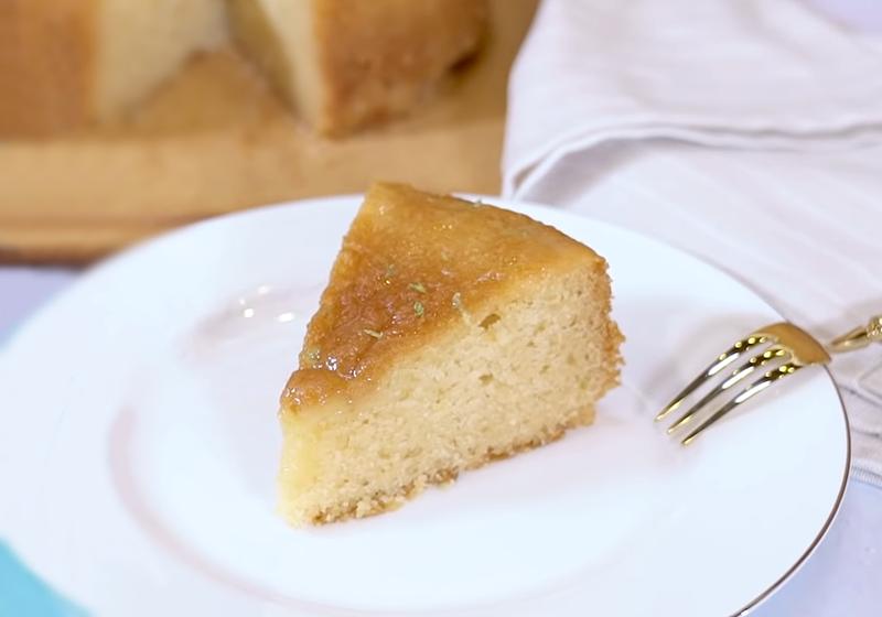 水果優格蛋糕 (影音)