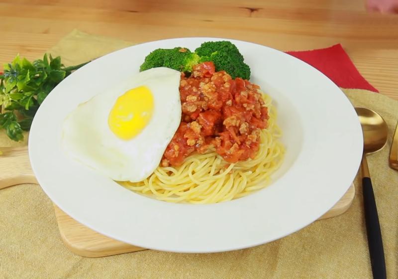影音》經典必學「義式肉醬麵」番茄處理是紅醬的美味關鍵