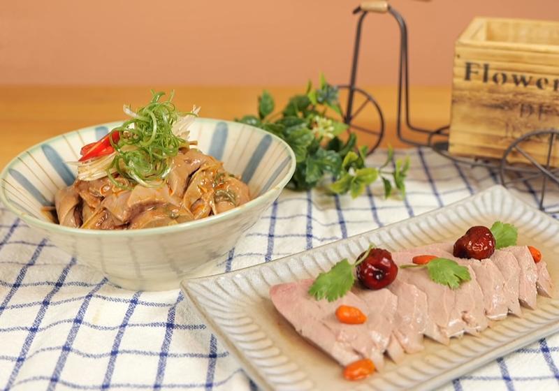 豬肝料理撇步學起來!「冰滷、涼拌兩吃」軟嫩不乾柴