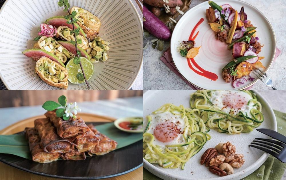 中西餐都適用!對稱、綁結...9 個超簡單擺盤技巧學起來!