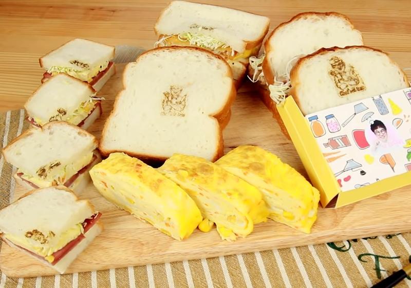 早餐口味沒變化?4款「韓式三明治」萬用醬料自由搭不吃膩