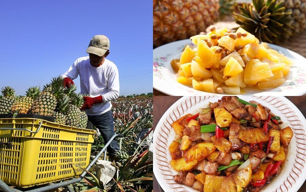 大暑日吃鳳梨!5 道鳳梨食譜 × 5 個趣味料理知識一次學起來