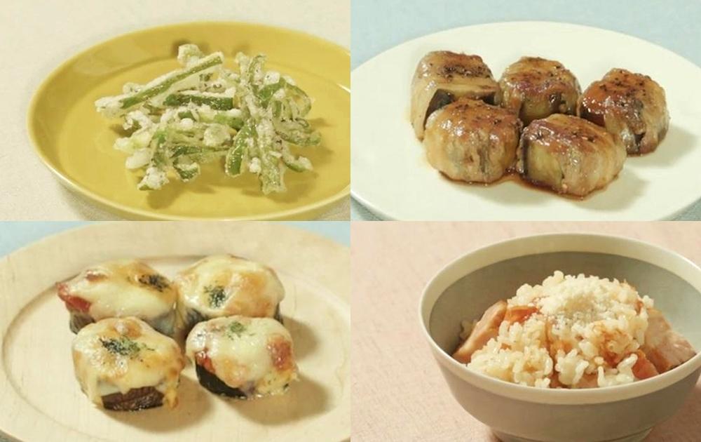 茄子、青椒、番茄...3 大「顧人怨蔬菜」變美味!燒肉捲、炊飯料理最受歡迎