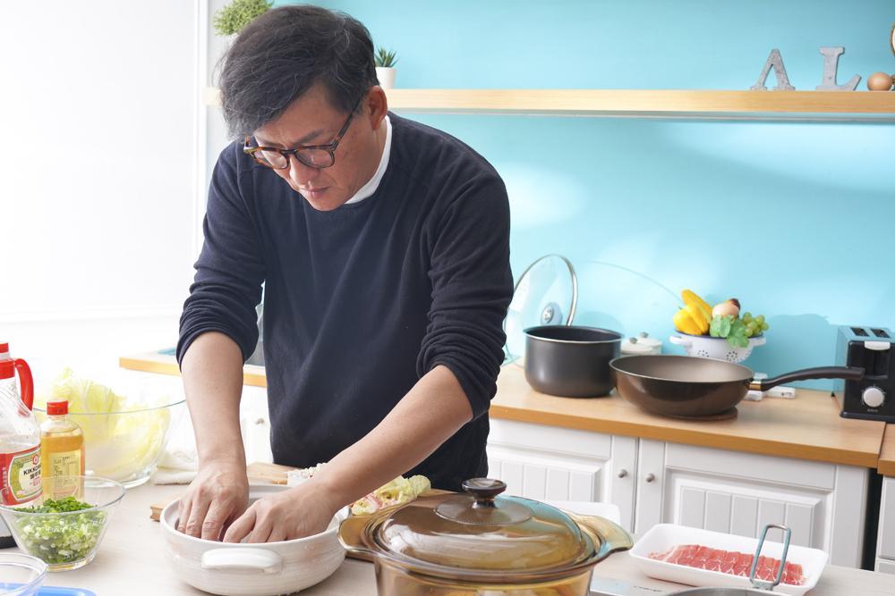 「管好冰箱,做菜才會快」!詹姆士3招化身廚房的時間管理大師
