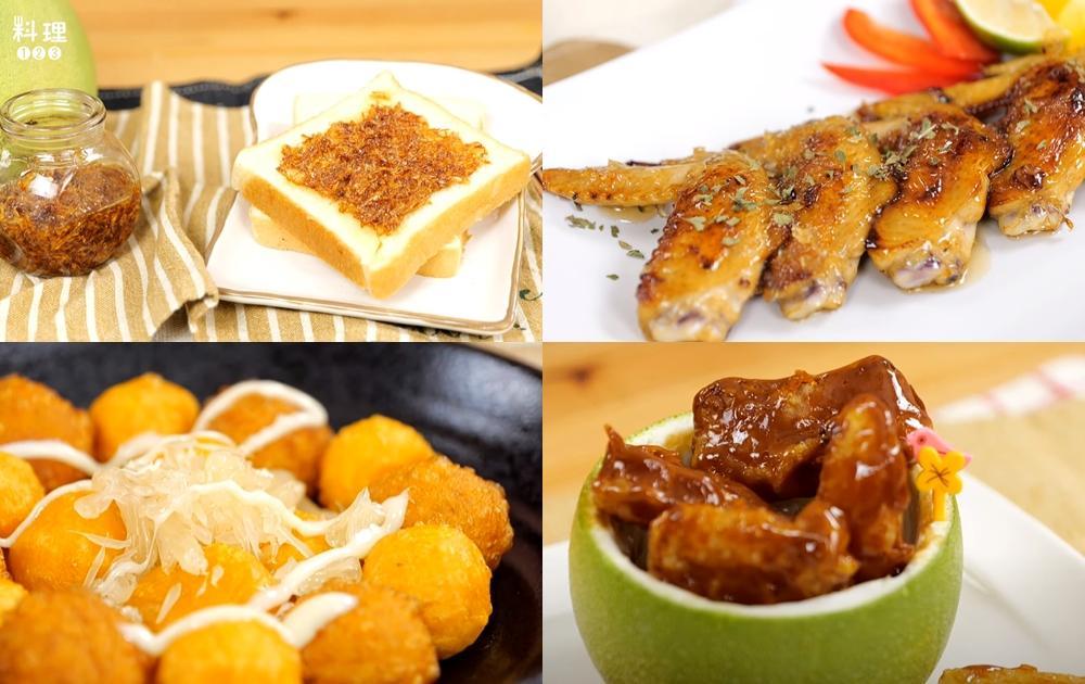 文旦柚的 6 道料理!蜂蜜柚子醬、柚香地瓜球...燉雞湯、蜜雞翅都好吃