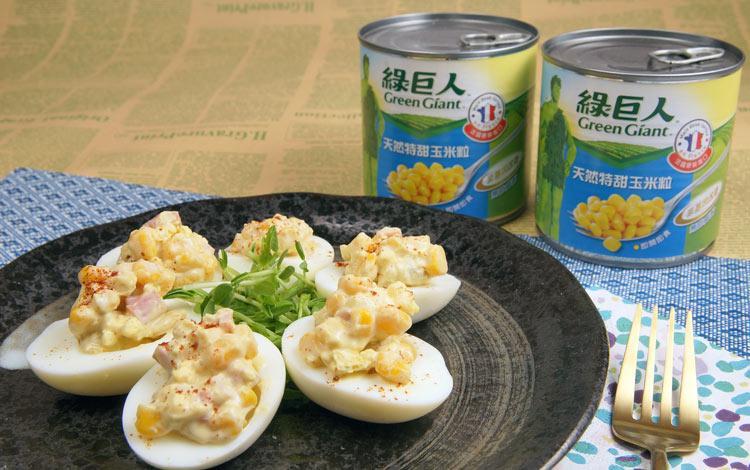 忙碌媽咪必知水煮蛋新吃法!加上甜玉米秒變身top1早餐!