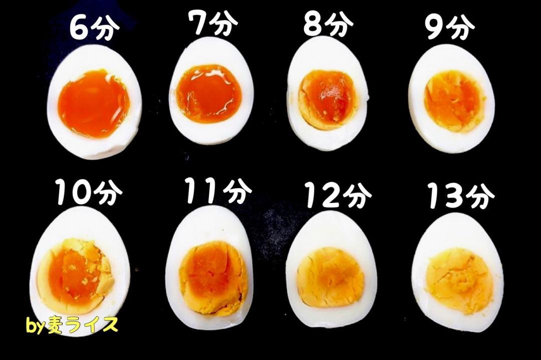 推特瘋傳的7個日本主婦料理秘技!超實用「水煮蛋熟度表」被讚爆