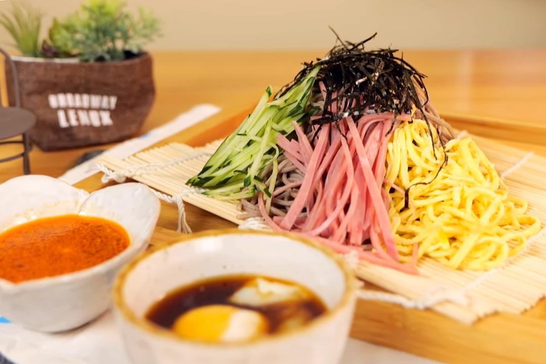 日式蕎麥冷麵「胡麻VS.和風」萬用涼麵雙醬學起來!