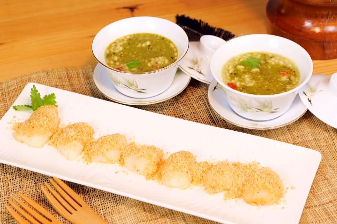 搗麻糬、喝擂茶!客家風味傳統點心DIY 簡單又好玩!