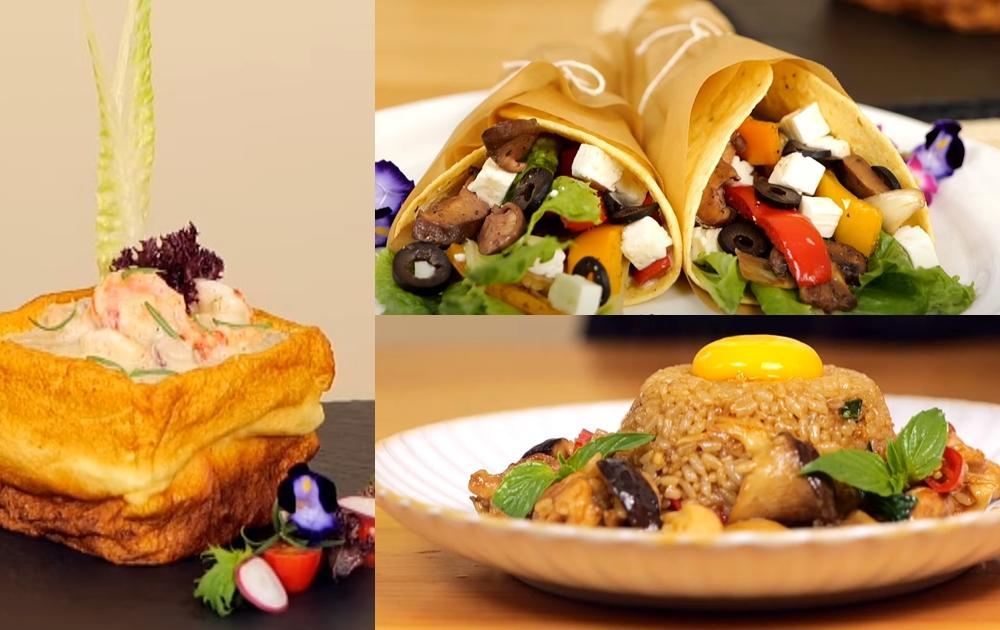 三杯雞、棺材板...3 道台味美食變網美料理