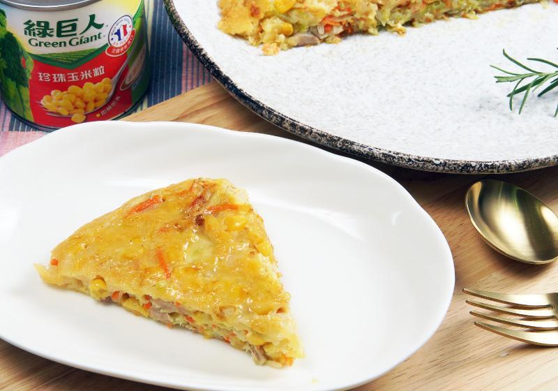享受道地韓式料理免出國!營養滿分玉米煎餅輕鬆做!