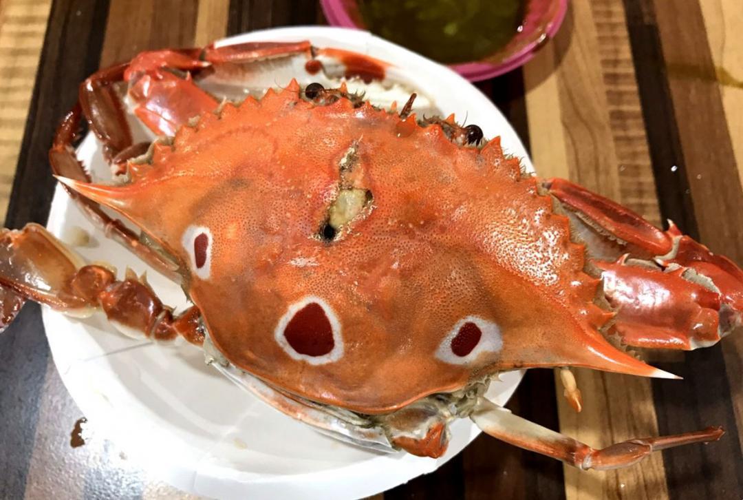 螃蟹季到!4 大類海鮮採買有訣竅,眼耳手鼻幫你「挑青揀肥」
