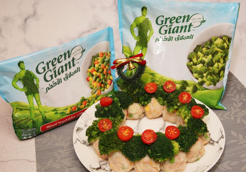 親子一起DIY!三色蔬菜變身創意冷盤菜!