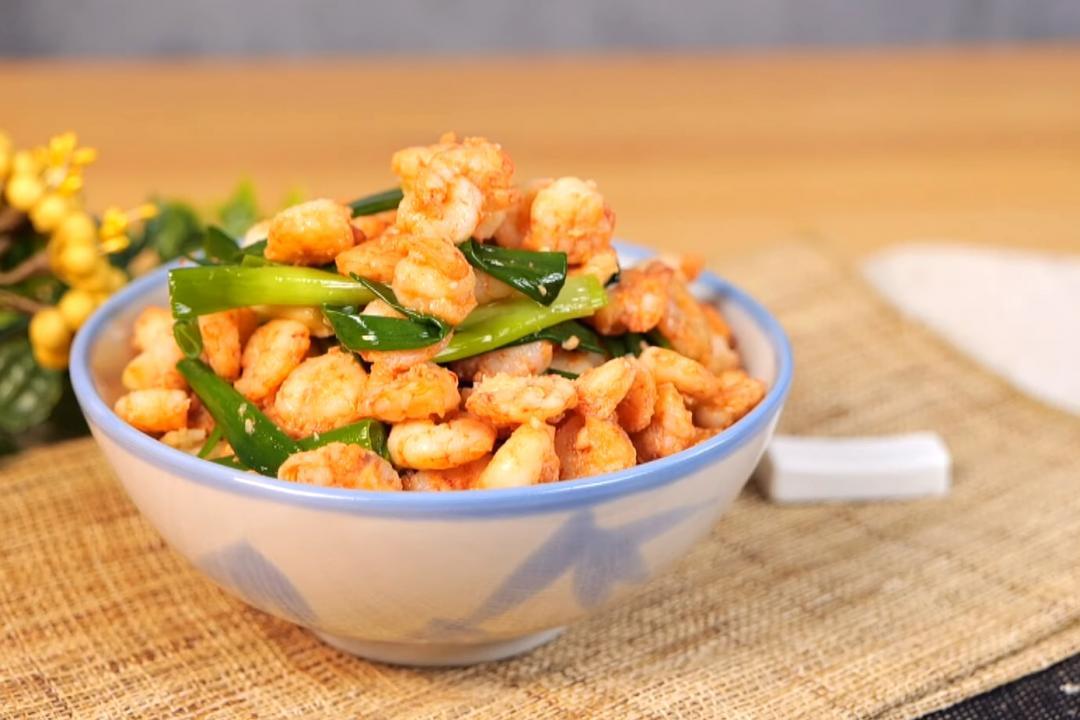 台南蝦仁飯 | 美味秘訣「煉蝦殼+冷萃高湯」讓米飯粒粒鮮香