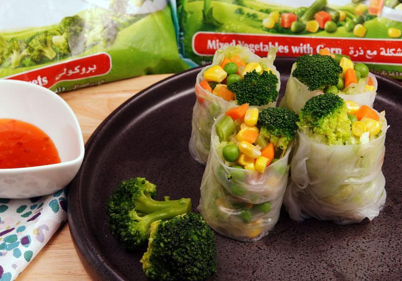 孩子不再抗拒綠蔬菜!三色蔬菜繽紛樂