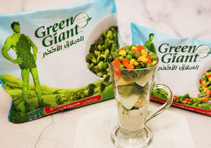 午後的點心時光 就用繽紛蔬菜蛋沙拉乾杯吧!