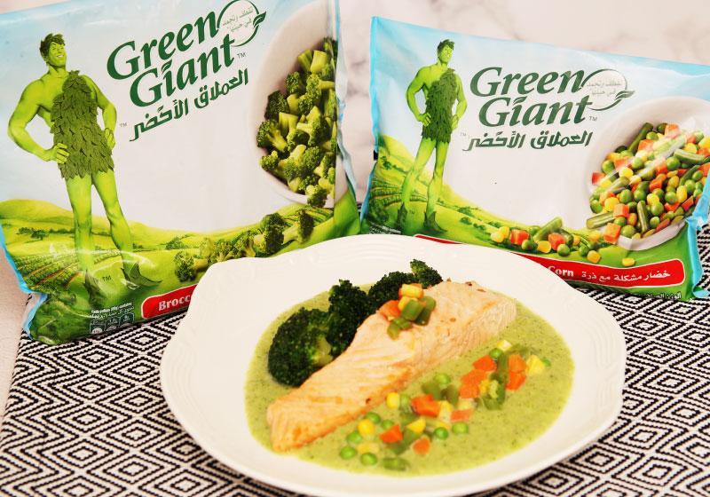 忙碌媽咪必學!鮭魚排花椰醬 料理簡單又營養