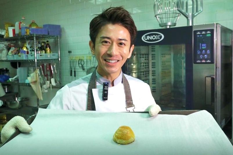 「月餅回溫」一杯水就加分!日籍甜點師:蛋黃酥千萬別微波