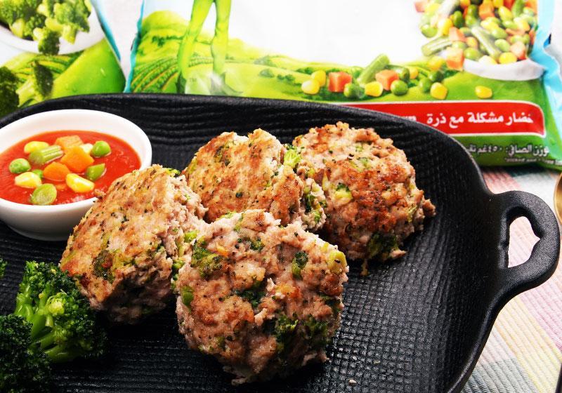 西餐也能顧營養!三色蔬菜媽咪手藝不失色