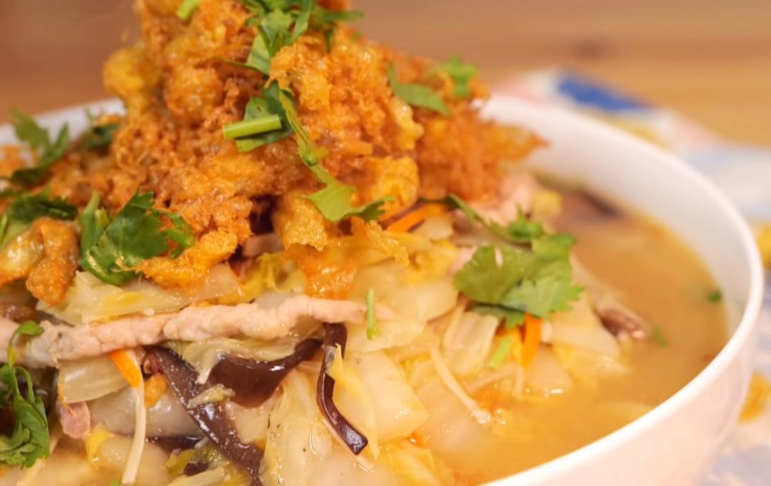 別再叫它白菜滷!宜蘭美食「西魯肉」加了蛋酥升級國宴菜