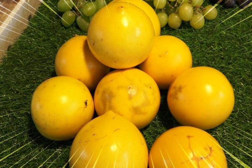 網路熱議「黃金果」超神奇口感!果商:不同熟度吃起來不同
