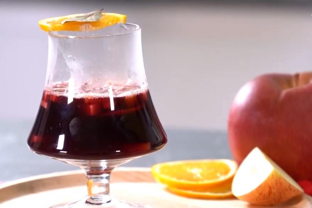 「香料熱紅酒」簡易版煮法!新鮮果香瀰漫耶誕夜