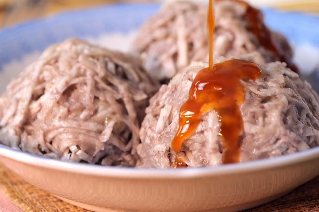 鹿港芋丸 | 百年名產小吃在家神複製!一碗滿滿芋香超飽足