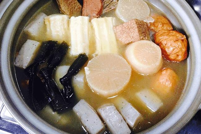 日式關東煮怎麼煮才鮮甜?湯頭關鍵就在「食材下鍋時機」