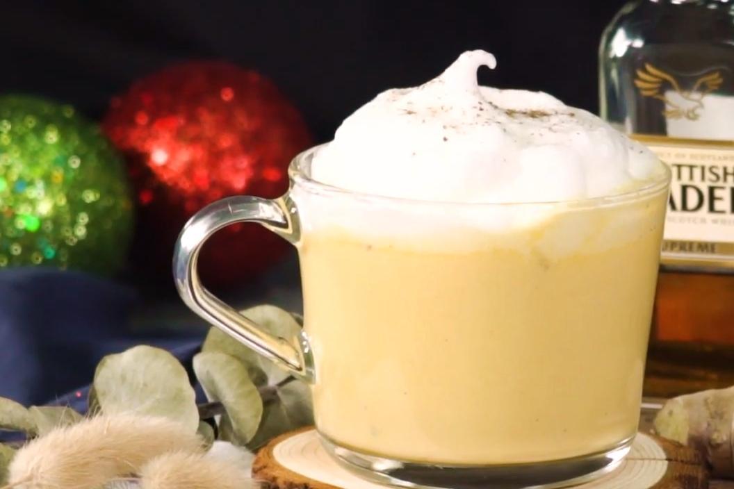 耶誕節一定要喝!香醇濃郁「蛋奶酒」享受最道地節慶氛圍