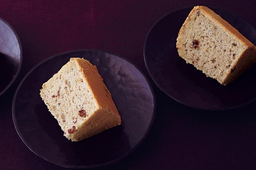 低卡無油無麩質配方!米粉紅豆戚風蛋糕超綿密