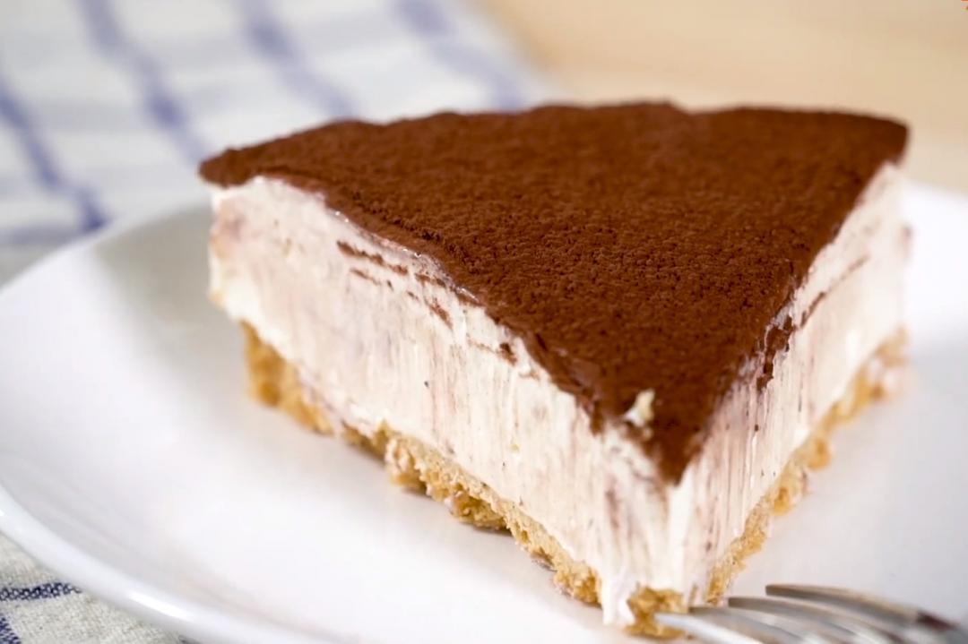 免烤起司蛋糕!優格增添「輕乳酪」美味口感