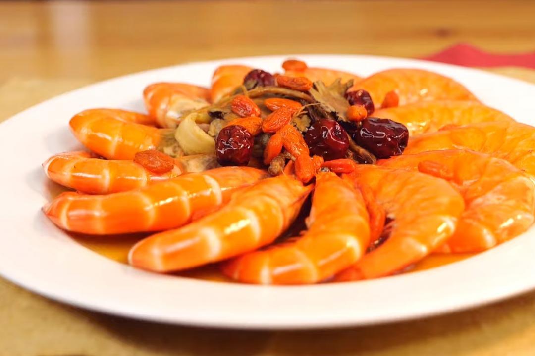 「貴妃花雕醉蝦」用這一招快速入味!無油煙年菜輕鬆宴客