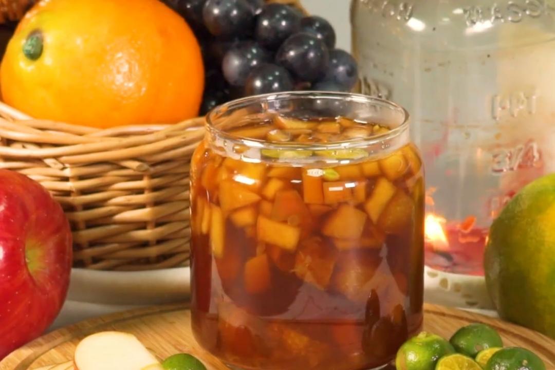 冬日暖心熱飲「鍋煮水果茶」!4 種馥郁果香酸甜好喝