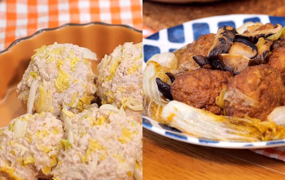 年菜必備「紅燒獅子頭」Plus寵物鮮食清燉版!跟毛小孩一起圍爐