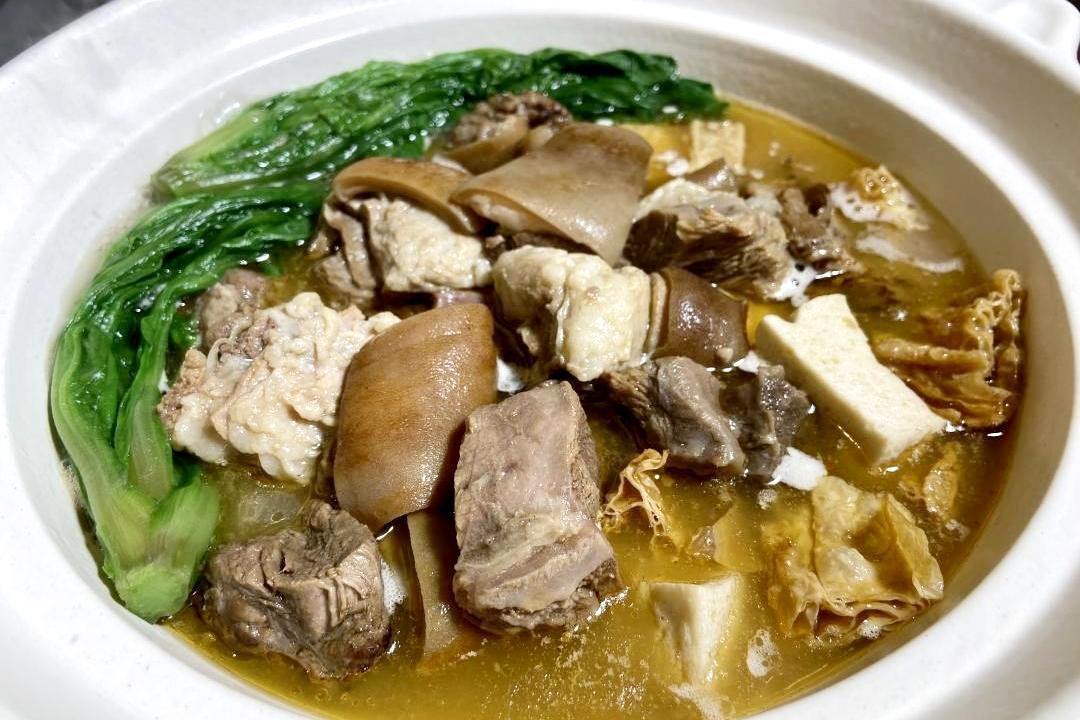 飯店主廚上年菜!「枝竹羊腩煲」除夕圍爐暖呼呼