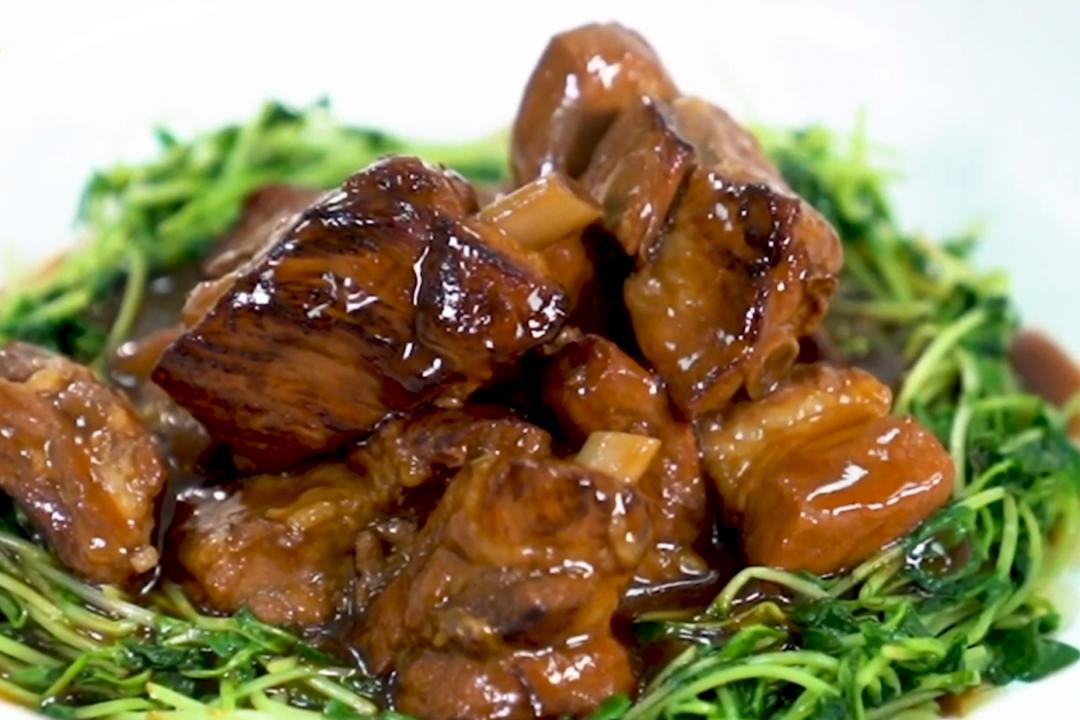 排骨這樣做最好吃!免油炸「無錫排骨」醬色入味超下飯