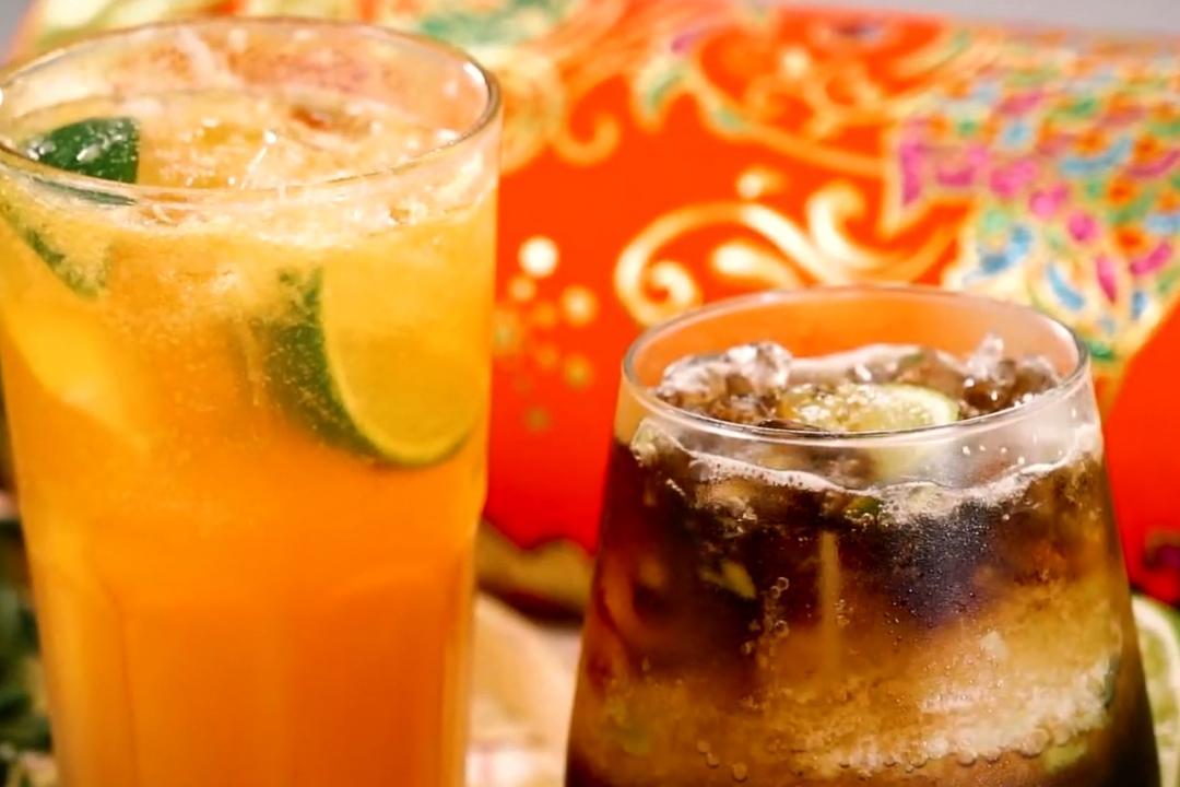 汽水特調新喝法!2 款時髦「氣泡茶飲」派對達人必學
