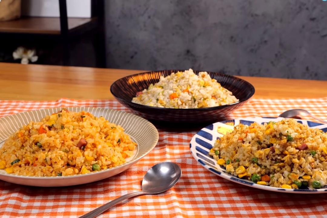 蛋炒飯撇步公開!「黑胡椒、醬油、番茄醬」3 種家常口味必學