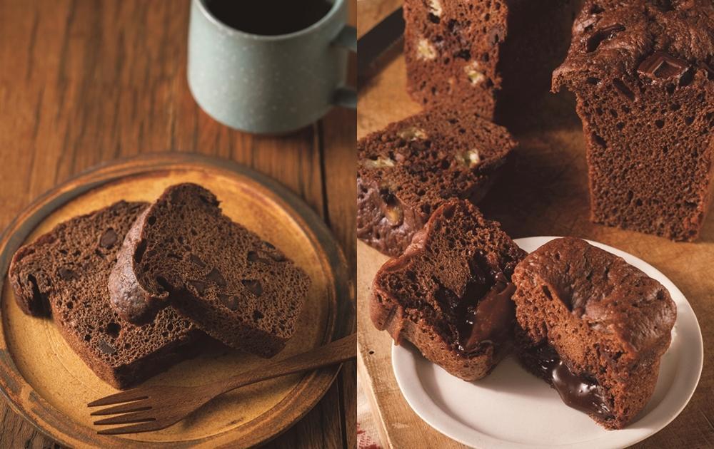 微波爐做巧克力麵包!「1 + 3 變化款」香蕉可可、爆漿熔岩一口淪陷
