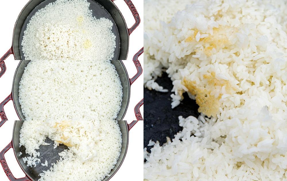 瓦斯爐+平底鍋煮出香Q白飯!掌握完美熟度還吃得到鍋巴