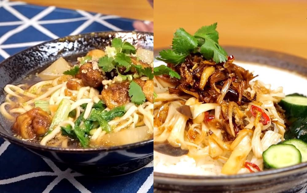 素的「雞肉飯、排骨酥麵」一樣好吃!蔬食版XO醬提鮮必學
