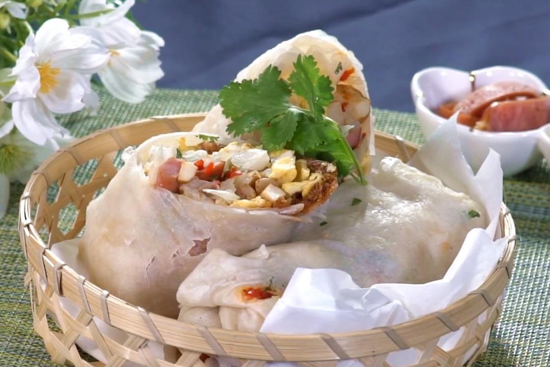 清明節「潤餅」包得好吃有訣竅!8 種甜鹹配料輕鬆搞定