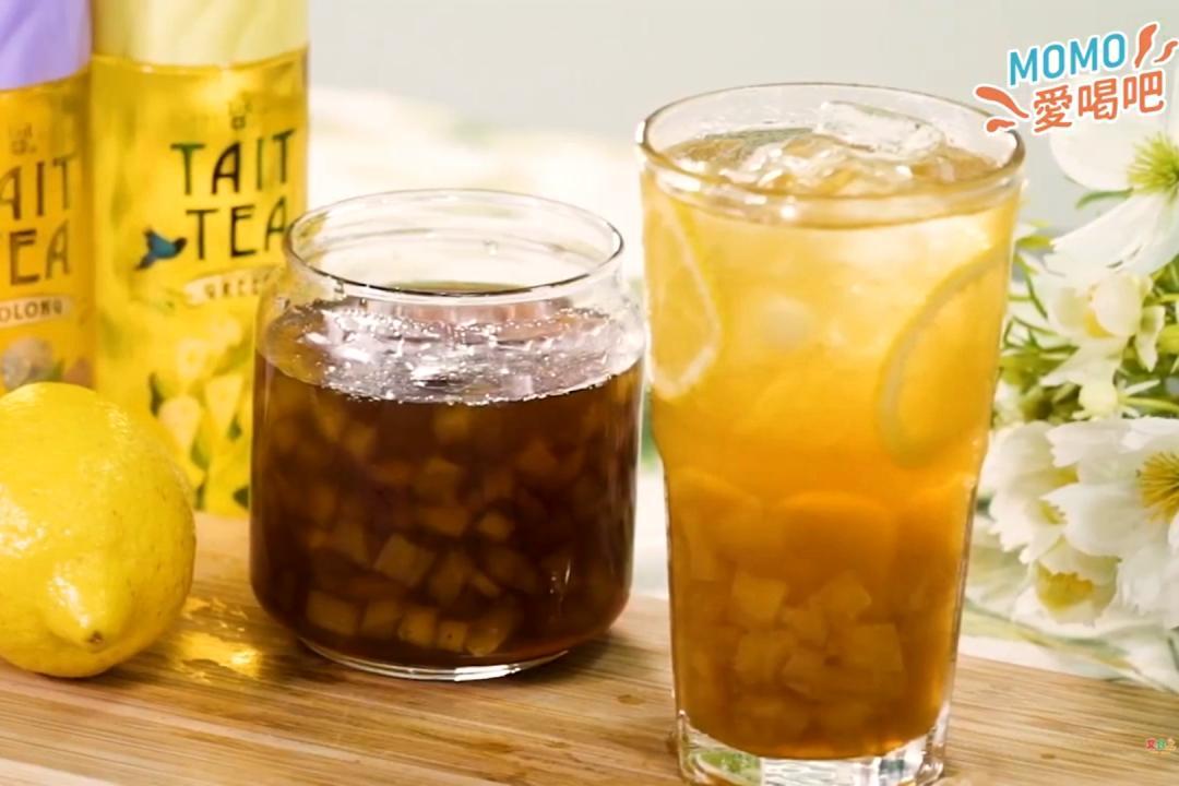 自製「鳳梨檸檬果醬」超萬用!加碼教做烏龍茶特調飲