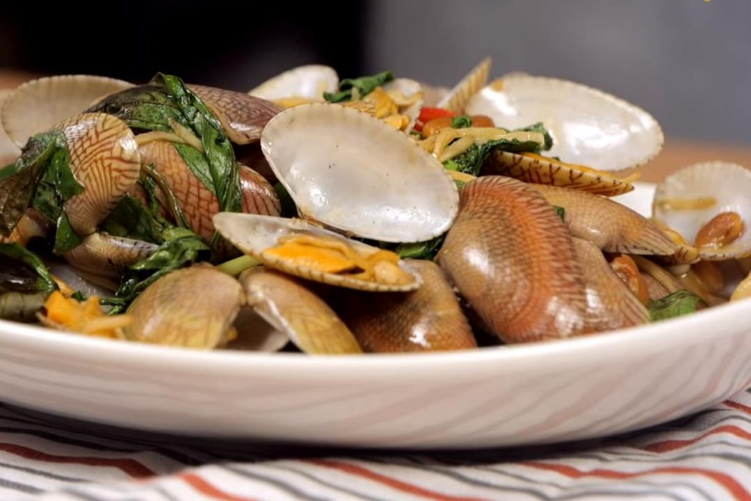 熱炒海鮮攤必點「炒海瓜子」!飽滿肥嫩又入味的訣竅教給你