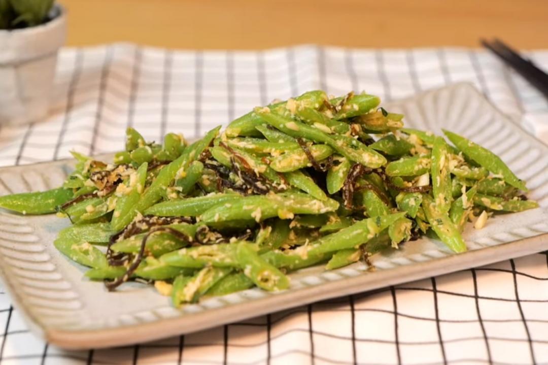 「鹽昆布涼拌四季豆」多了日本味!水煮時間這樣抓更爽脆
