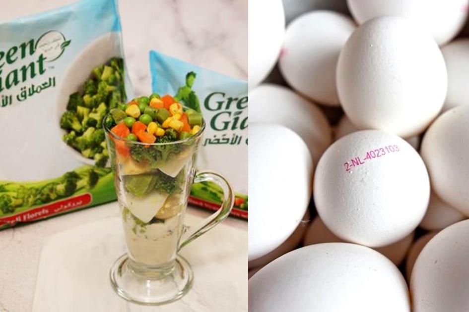 居家防疫 9 大必買食材!營養師一張圖教「精準買菜」健康又耐放