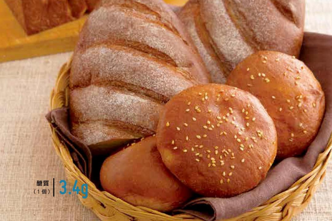 減醣麵包萬用配方!不用預拌粉自己做吐司、法棍