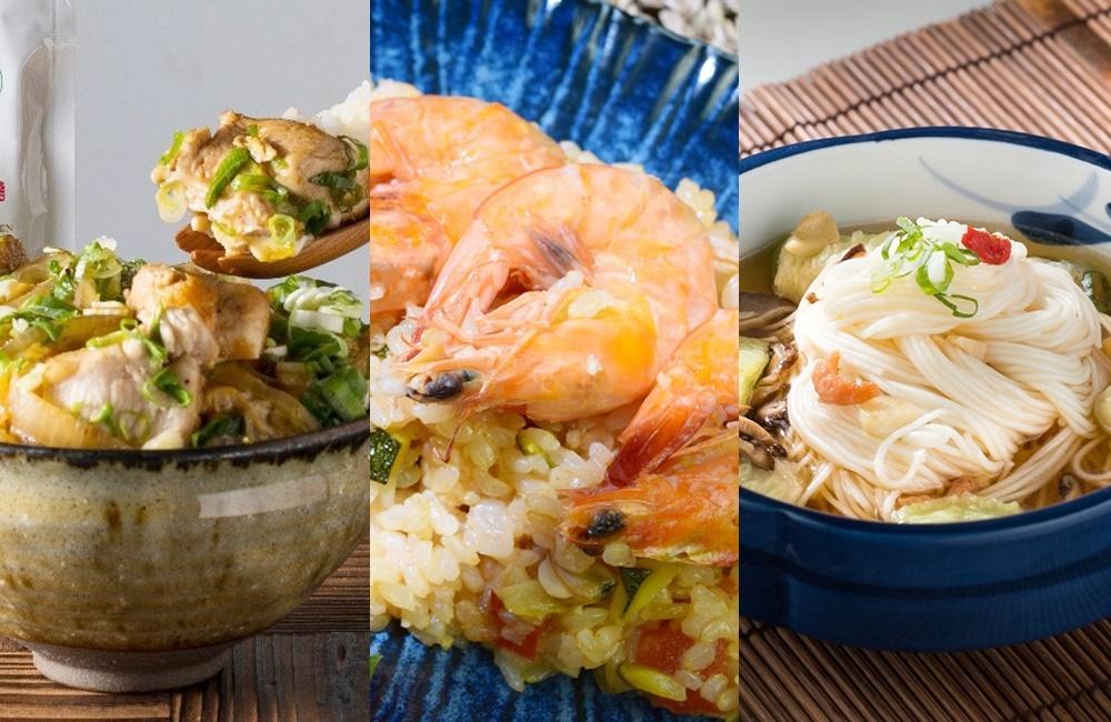 滴雞精取代高湯秒變大廚!3 道美味料理增強抗疫力