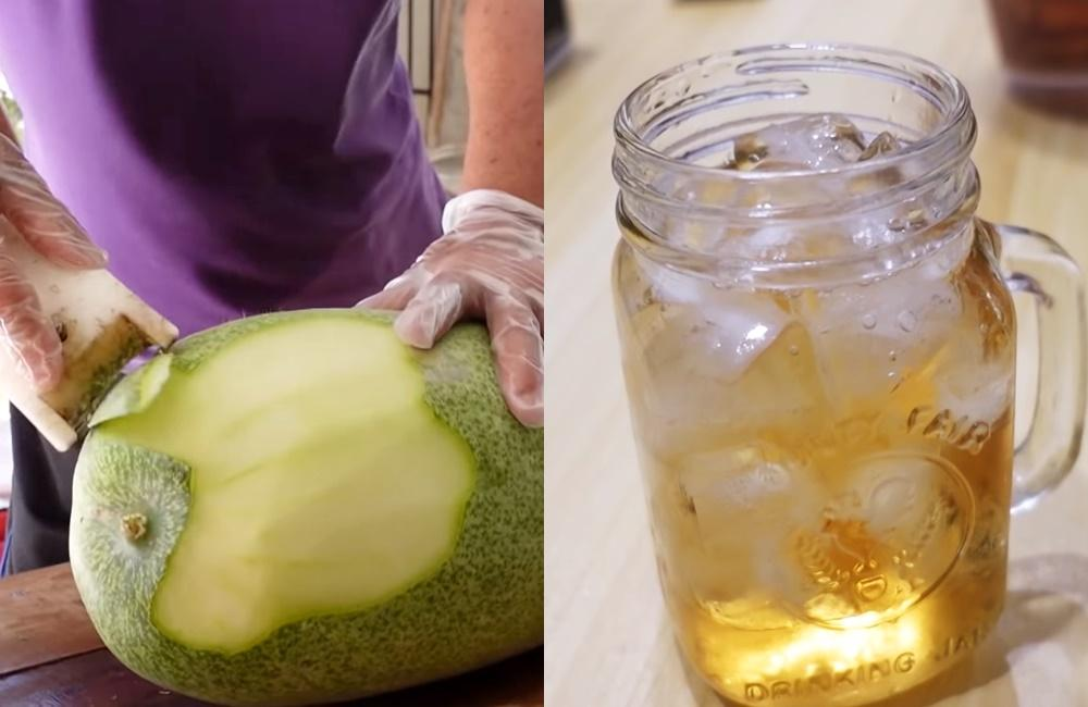 清涼消暑「冬瓜茶」!從削皮到分裝...背後製作工法不簡單
